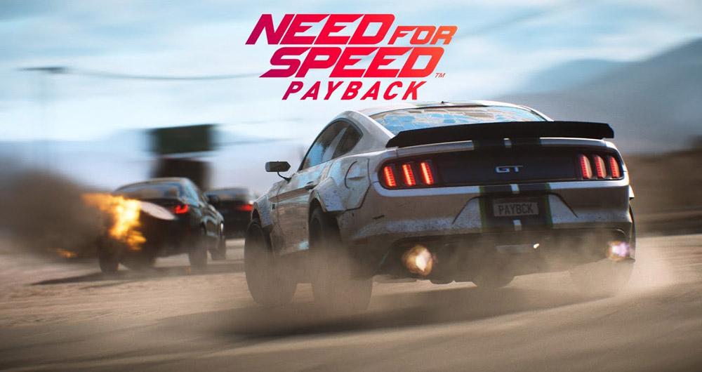 تماشا کنید: تریلر جدید Need for Speed Payback منتشر شد