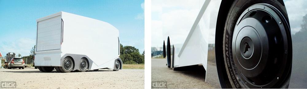کامیون خود ران