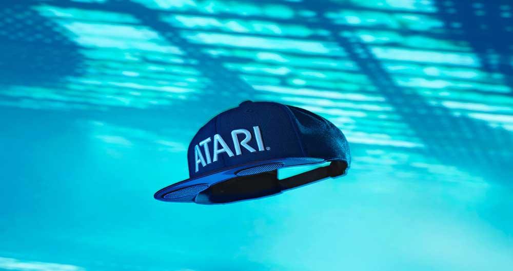 کلاه جدید شرکت آتاری