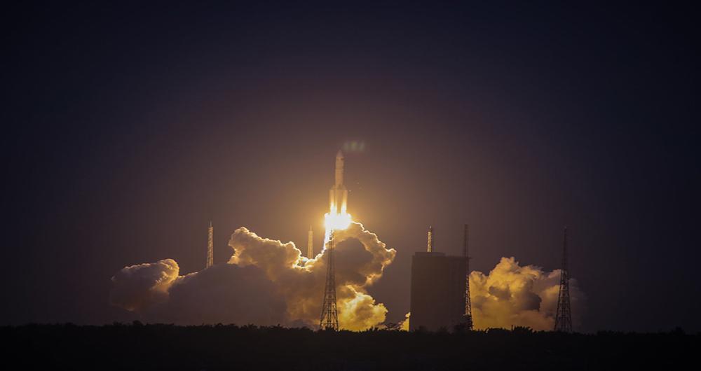 موشک ماهواره بر