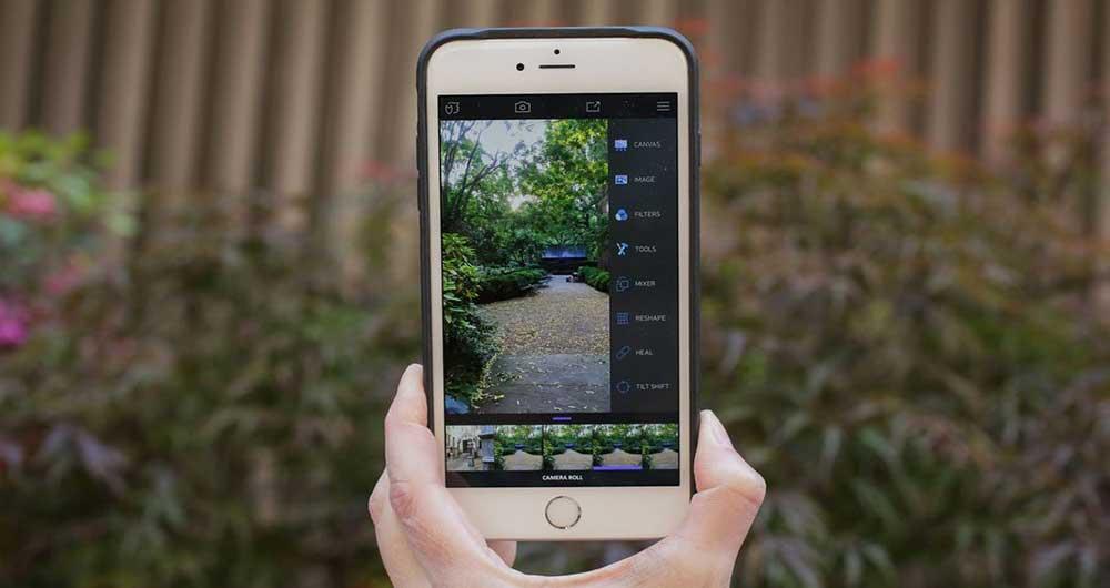 برترین اپلیکیشن های عکاسی iOS