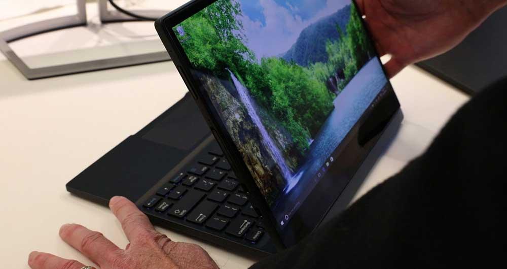 نخستین لپ تاپ مجهز به شارژ بی سیم عرضه شد