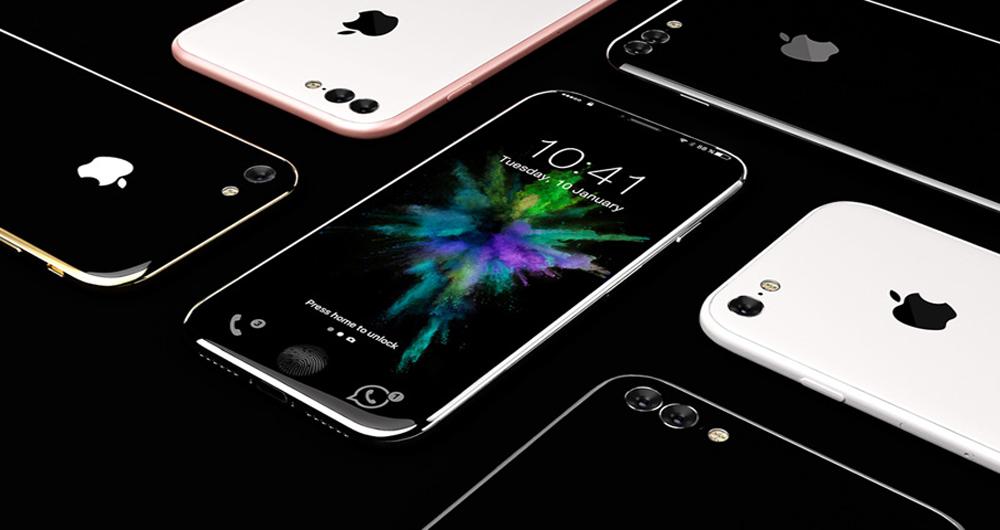 سامسونگ صفحه نمایش OLED آیفون 8 را می سازد