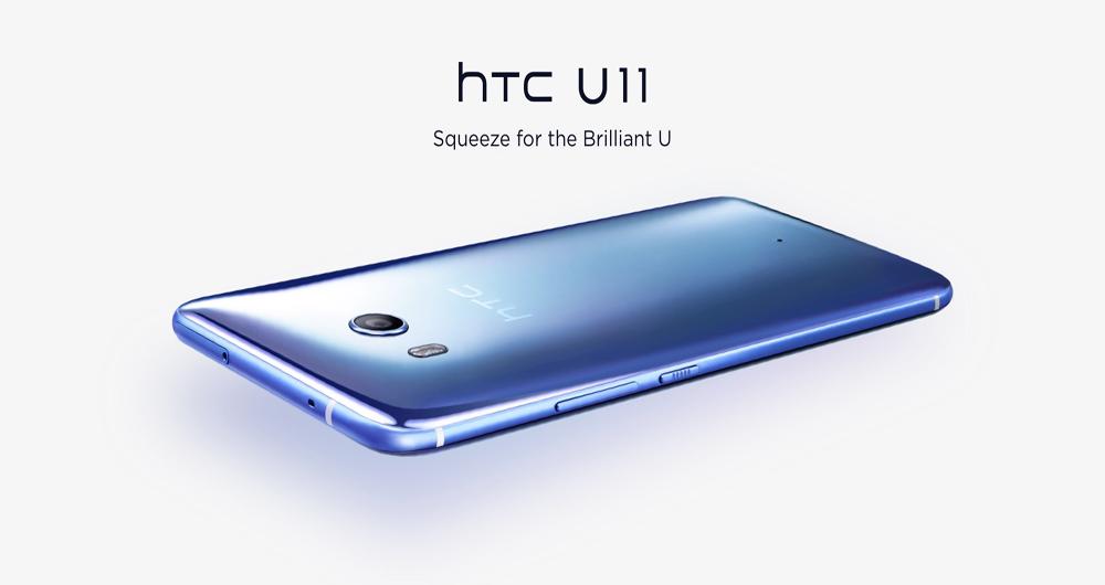 الکسا دستیار مجازی HTC U11 شد