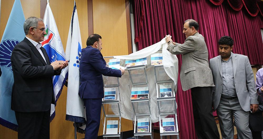 مراسم بهره برداری از فاز سوم شبکه ملی اطلاعات در الکامپ ۲۳ برگزار شد