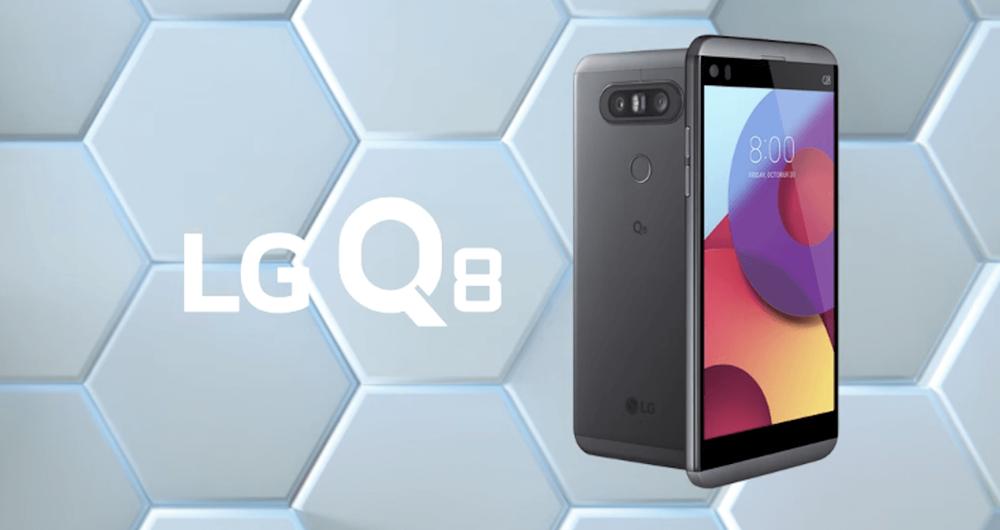 گوشی هوشمند الجی Q8