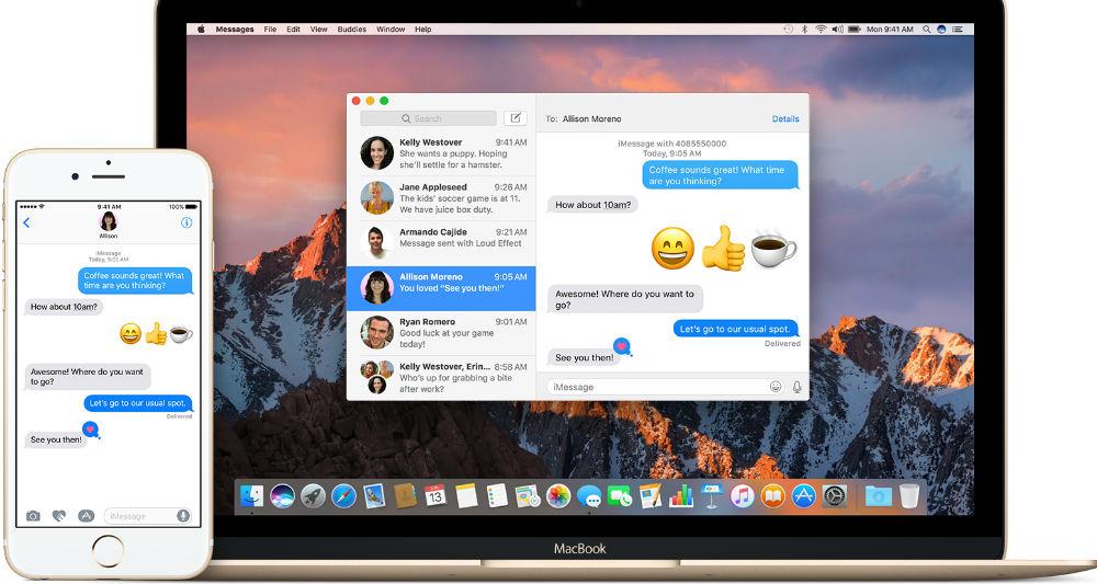 چگونه iMessage را در سیستم عامل مک فعال کنیم