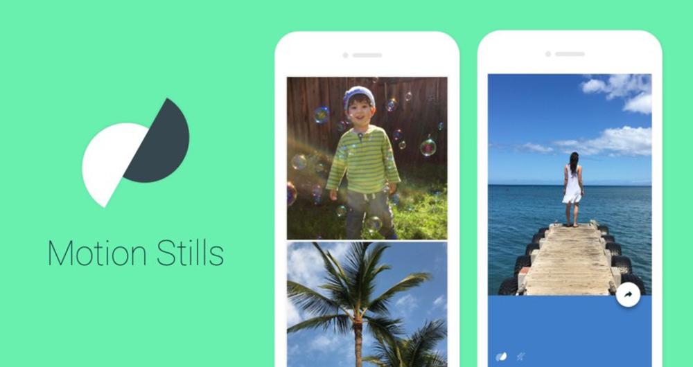 گوگل اپلیکیشن Motion Stills را برای اندروید عرضه کرد