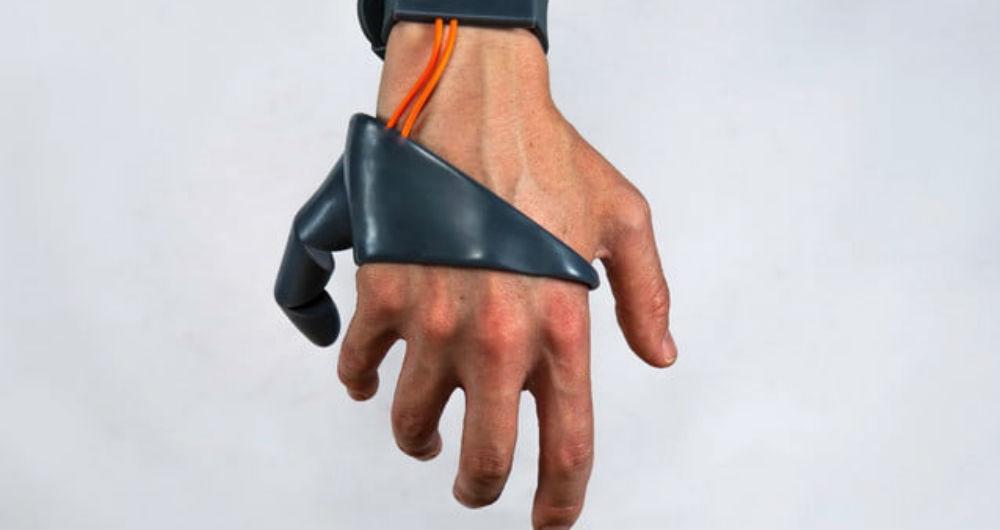 محققان در پی ساخت انگشت شست انسان