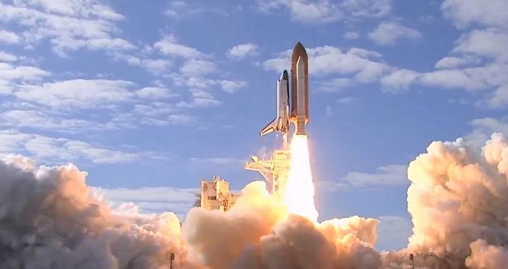شبیه سازی پرتاب موشک به فضا محقق شد/ خطر انفجار شاتل «Heavy»