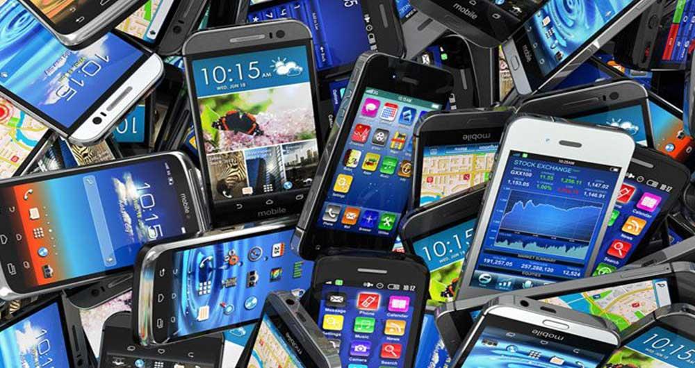 تلفن همراه قاچاق