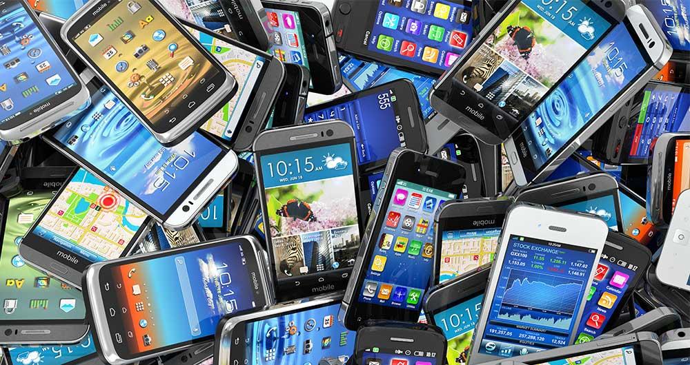 موبایل قاچاق