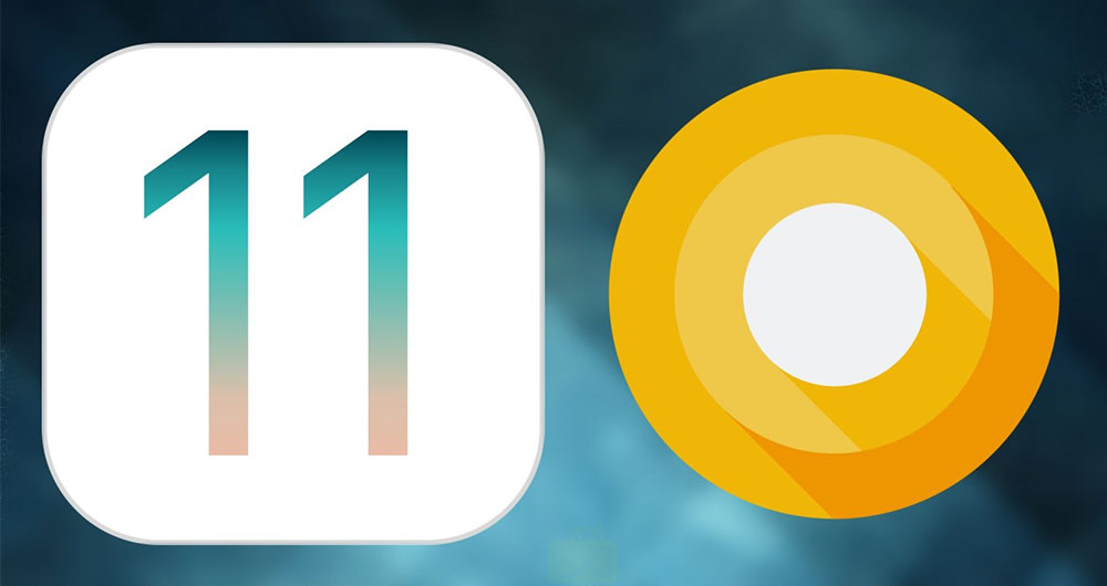 iOS 11 در برابر Android O: برنده واقعی کدام است؟
