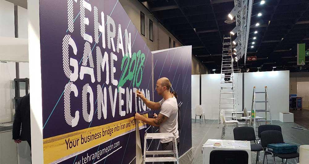 حضور ۹ شرکت بازی سازی ایرانی در نمایشگاه گیمزکام آلمان