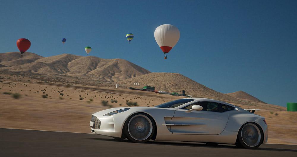 کیفیت Gran Turismo Sport فراتر از قدرت سخت افزاری PS4 Pro است