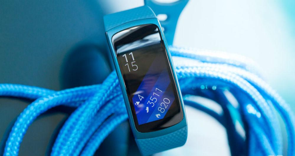ساعت هوشمند Gear Fit 2 Pro به بازار عرضه می شود