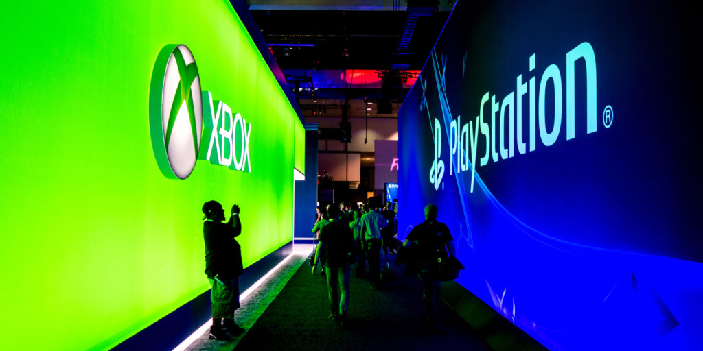 اصرار مایکروسافت برای اجرای قابلیت «Cross Play» میان PS4 و Xbox One