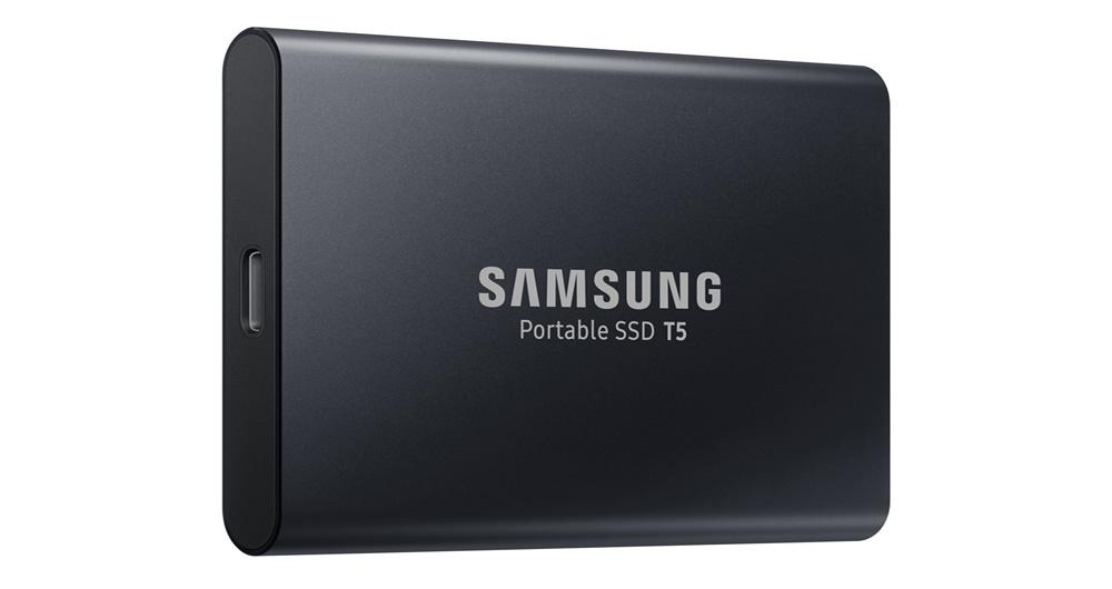 حافظه SSD جدید سامسونگ «T5» معرفی شد