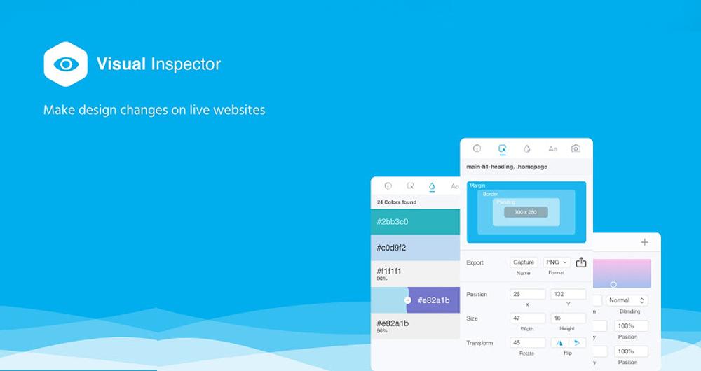 Visual Inspector ابزاری مناسب برای توسعه دهندگان وب