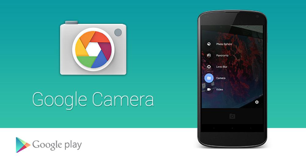 اپلیکیشن دوربین گوگل حرفه ای تر شد