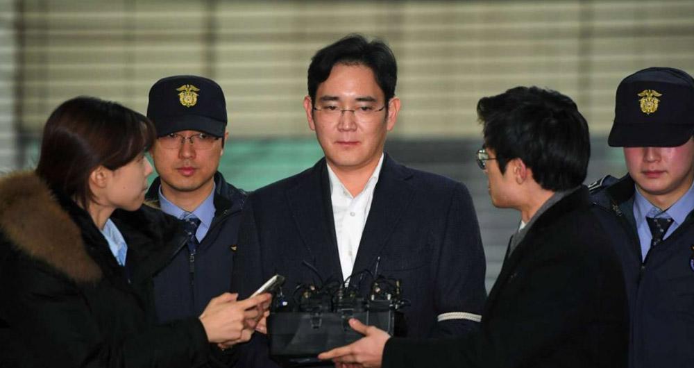 مدیرعامل سامسونگ به ۱۲ سال حبس محکوم میشود؟