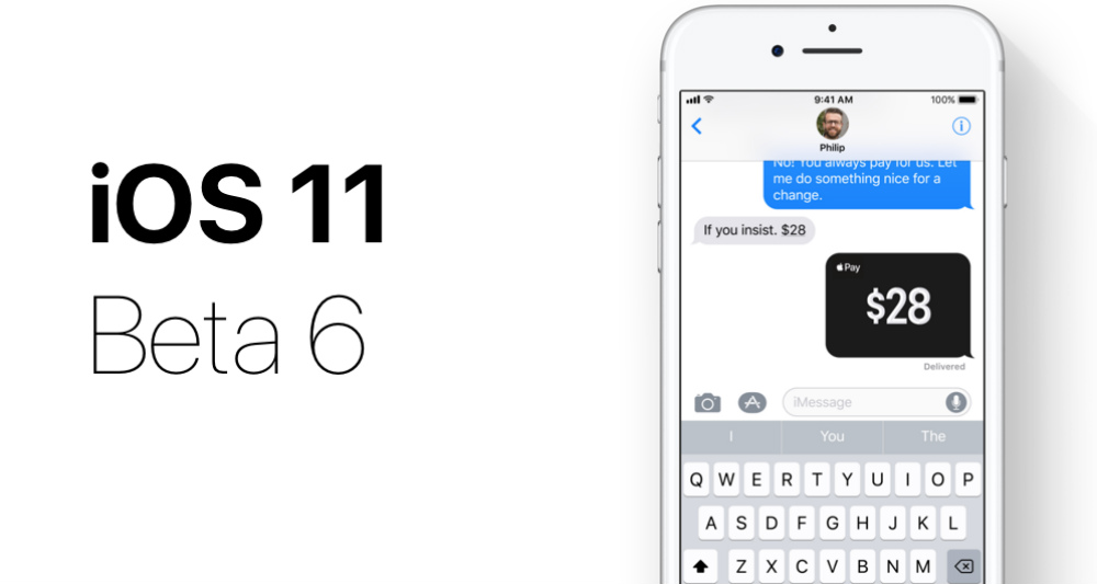 چگونه iOS 11 نسخه بتا ۶ را دانلود و نصب کنیم