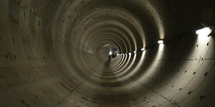 تونل سرعت تسلا