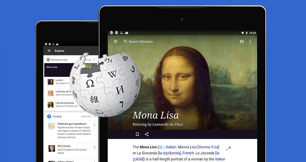 چگونه کل ویکی پدیا را روی یک فلش دیسک دانلود کنیم؟
