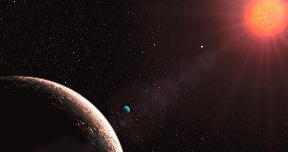 ستاره ای که ۱٫۳ میلیون سال بعد انسان را نابود میکند!