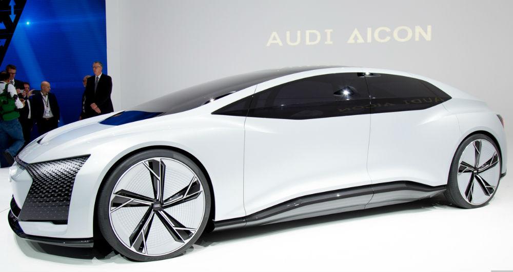خودروی جدید آئودی
