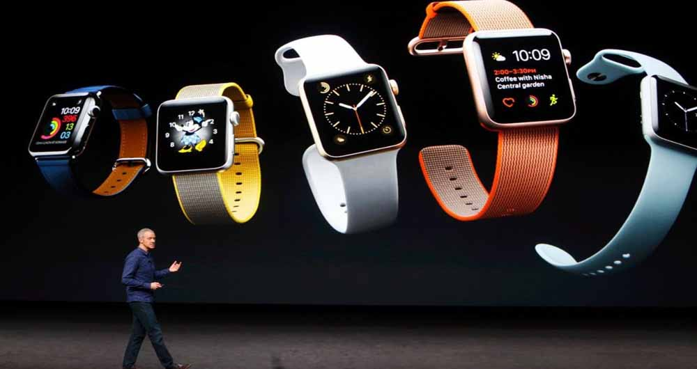 اپل واچ ۳ ساعت شماره یک دنیا