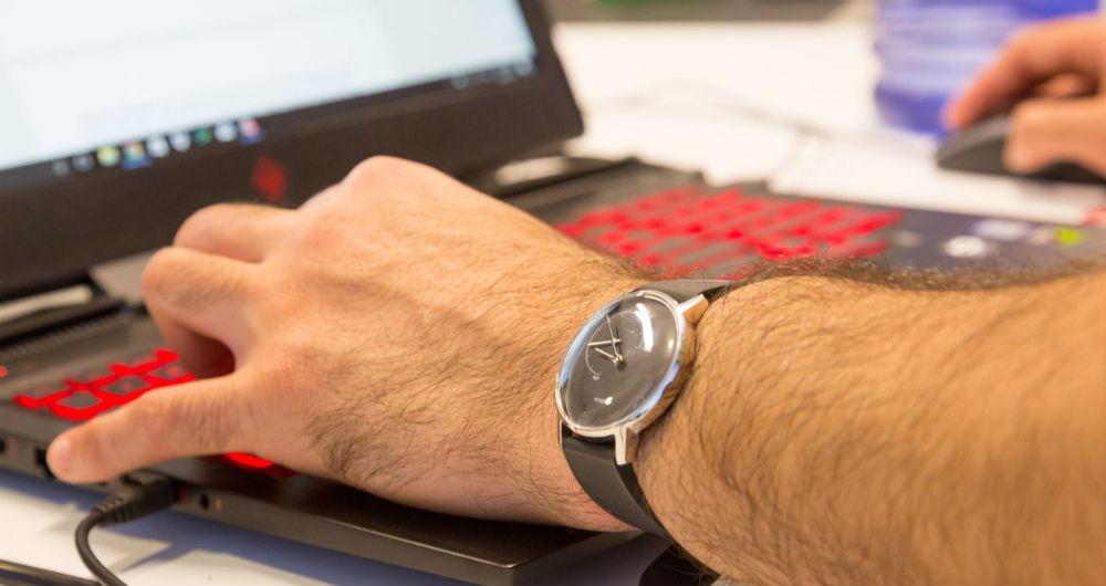 Steel، جدیدترین ساعت هوشمند نوکیا بسیار خیرهکننده است
