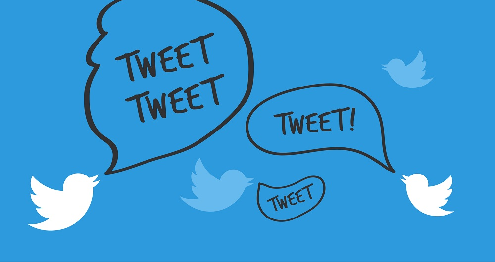توییت 280 کاراکتری
