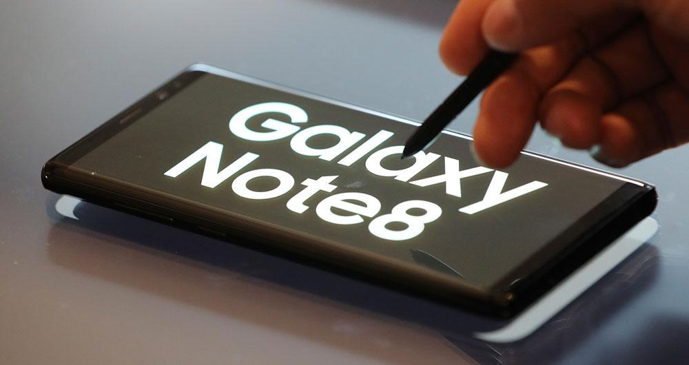 پیش فروش گلکسی نوت ۸ با هدایای ویژه رسما شروع شد