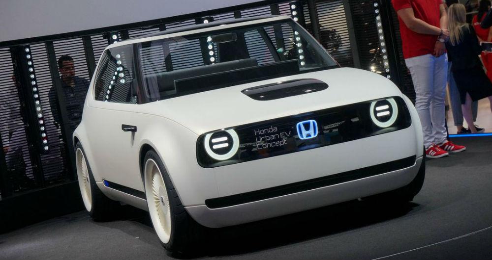 Urban EV اولین خودروی مفهومی هوندا که وارد بازار می شود
