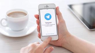 تلگرام محبوبترین پیام رسان