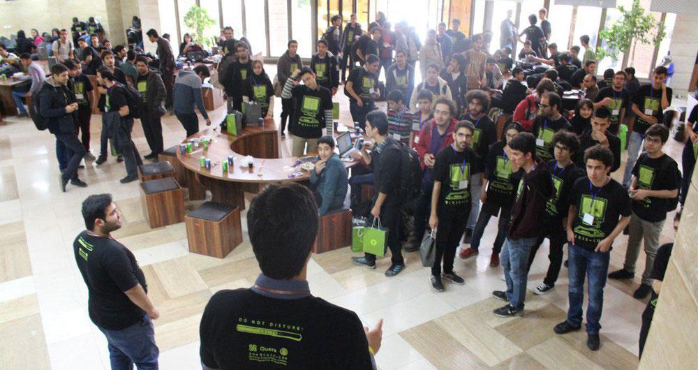 مسابقات برنامه نویسی کد کاپ