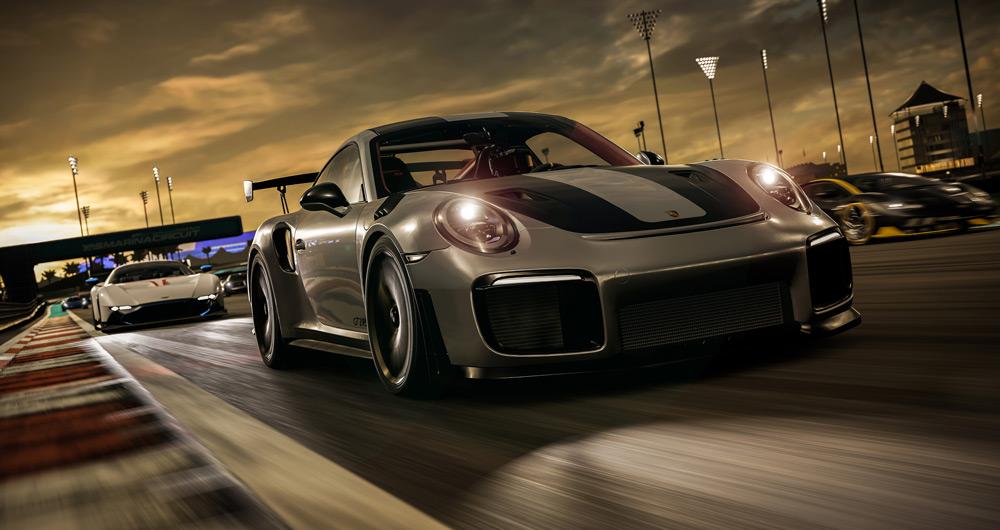 نسخه دمو و رایگان بازی Forza 7 منتشر شد