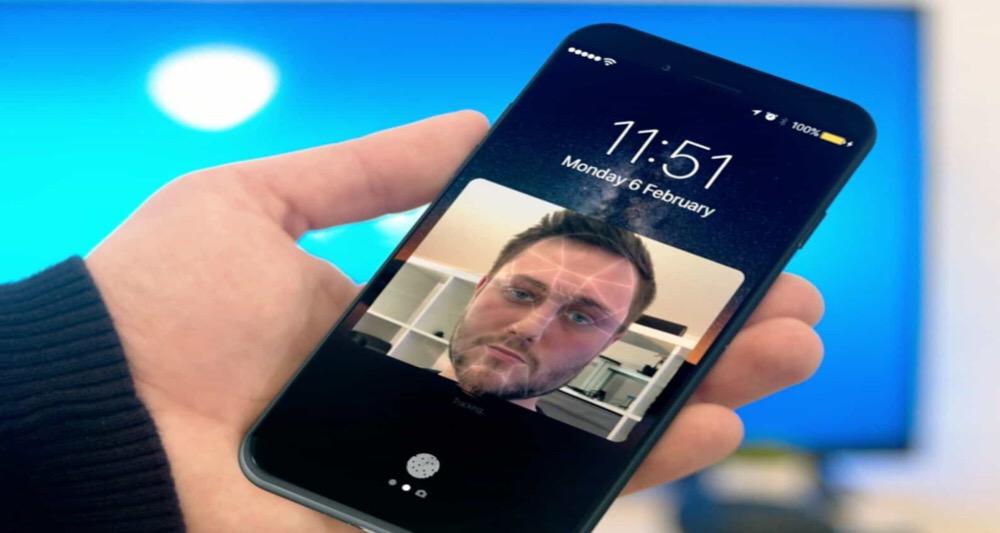 مراحل مربوط به تنظیم سیستم تشخیص چهره iPhone X لو رفت