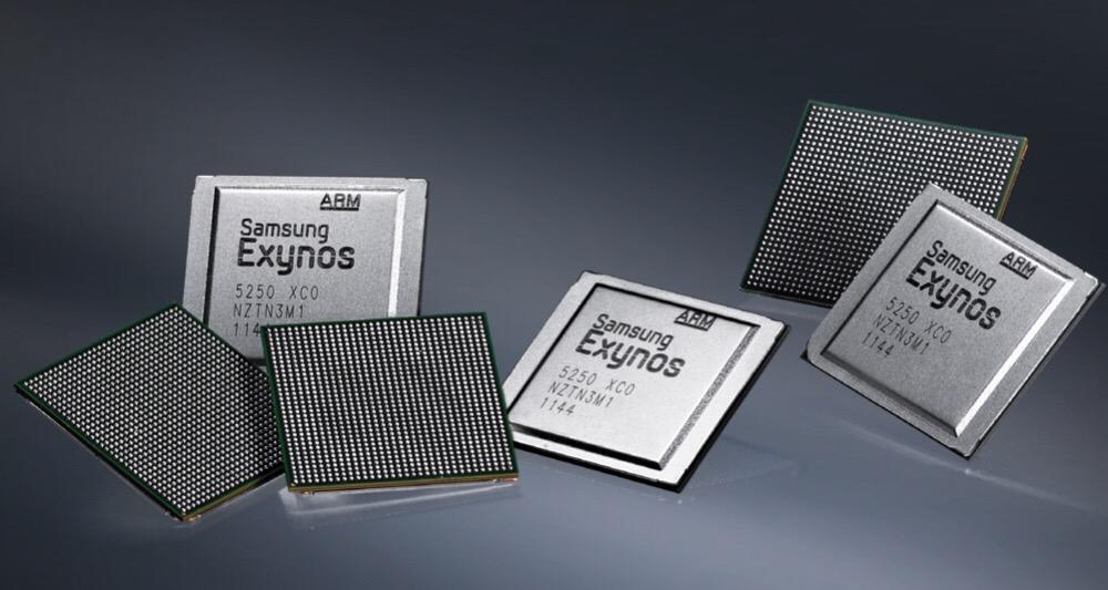سامسونگ پردازنده های ٧ و ١١ نانومتری خود را معرفی کرد