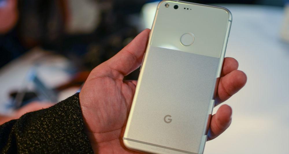 تلفن هوشمند google