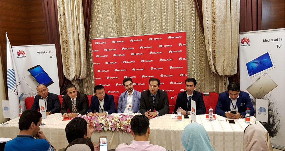 تبلت های هواوی رسما وارد بازار ایران شد!