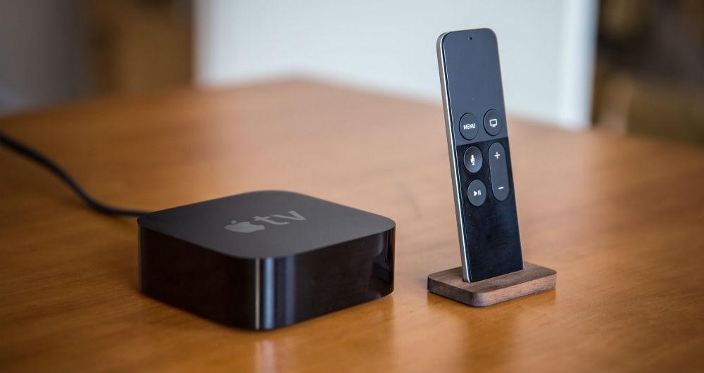 Apple TV با کیفیت ۴K