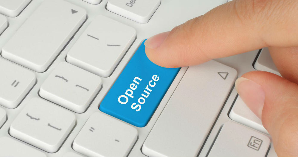 نرم افزار open source