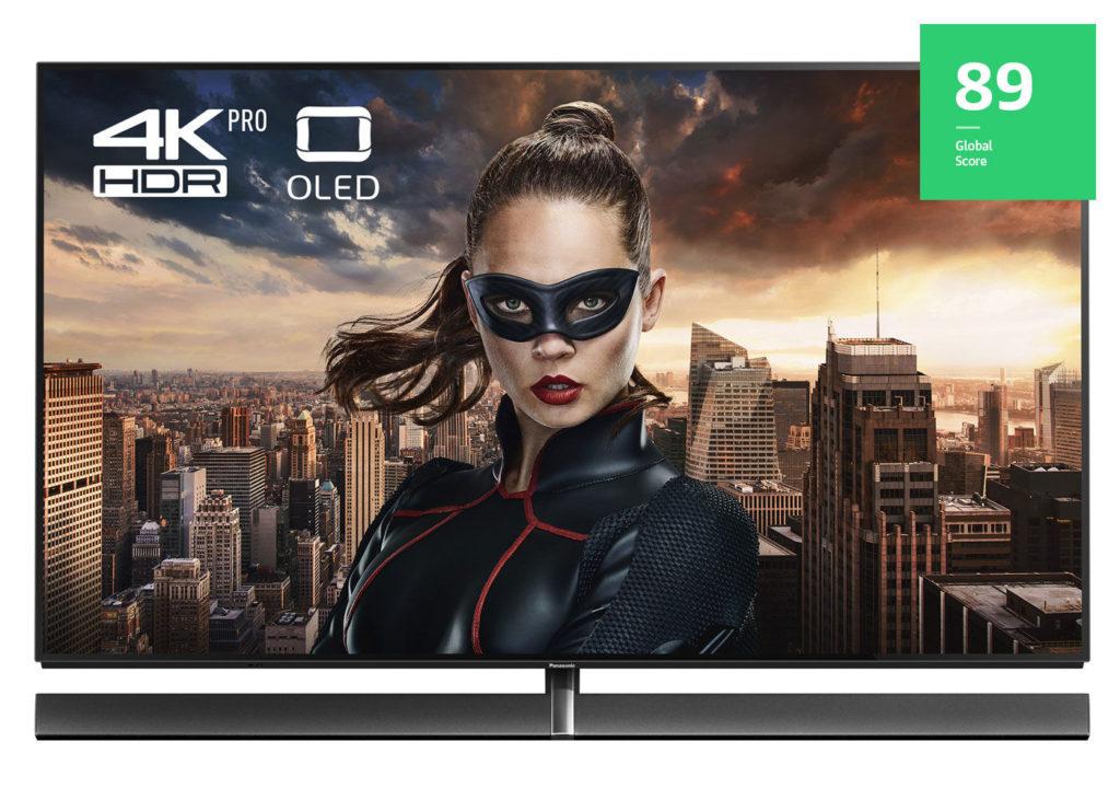 تلویزیون های 4K OLED