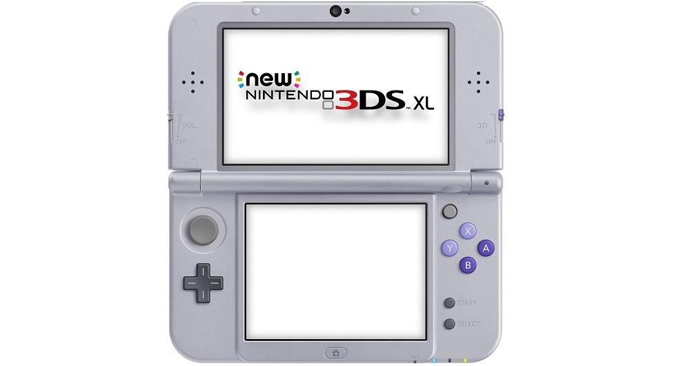 نینتندو ۳ DS XL