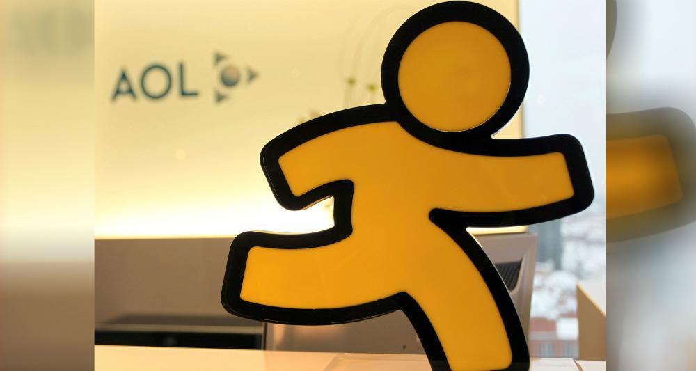 پیام رسان AOL Instant Messenger