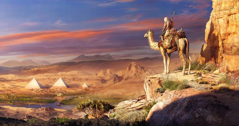 بسته های الحاقی بازی Assassin's Creed Origins