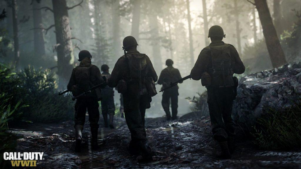 سیستم مورد نیاز بازی Call of Duty: WW2