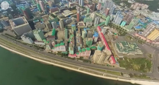 اولین تصاویر ۳۶۰ درجه از کره شمالی